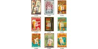 """Affiches vintage - Spécial 3 affiches 10"""" x 14"""""""