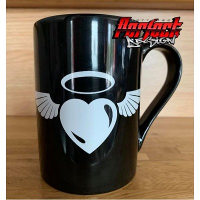 "Decal for mug ""Guardian Angel"""
