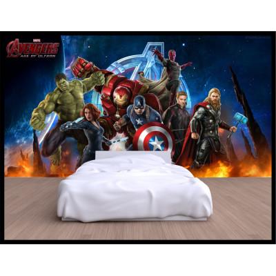 Murale - Avengers