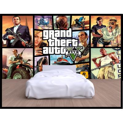 Murale - Grand Theft Auto