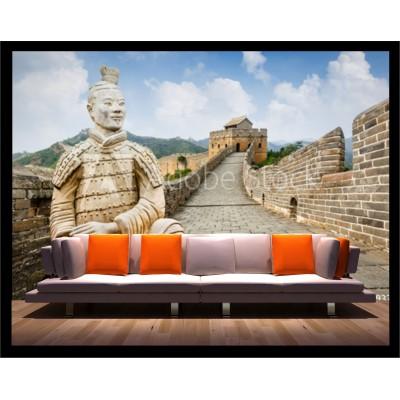 Murale - Mur de Chine