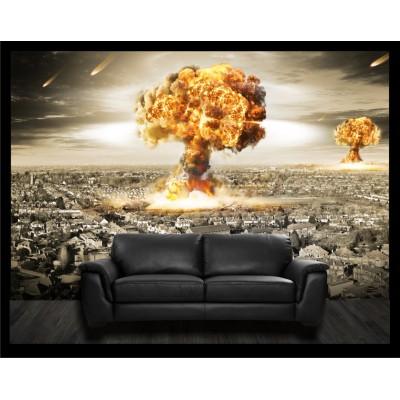Murale - Explosion