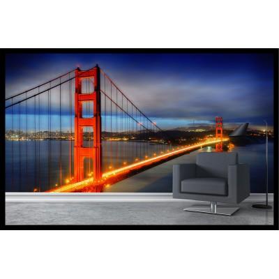 Murale - Pont de San Francisco