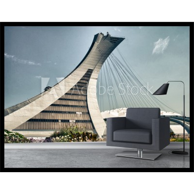 Murale - Stade olympique