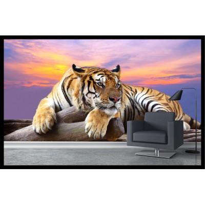 Murale - Tigre