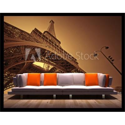 Murale - Tour Eiffel