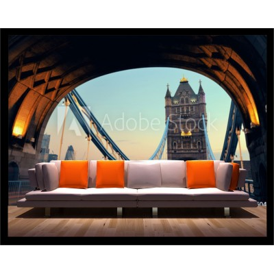Murale - Tower Bridge
