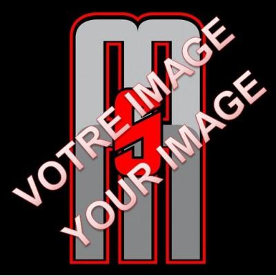 Murale personnalisée - Votre image