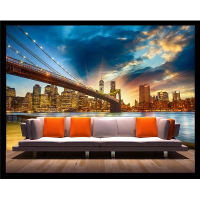 Murale - Pont New York 2